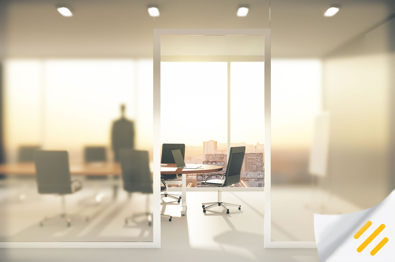 Pellicole satinate per vetri privacy e decorazione - Pellicole per vetri casa ...