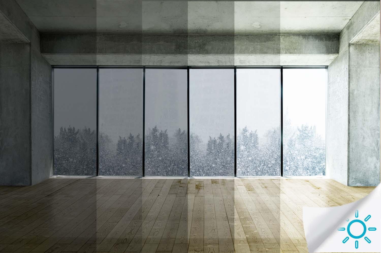 Pellicole per vetri antisolari sicurezza decorative - Pellicole oscuranti per finestre ...