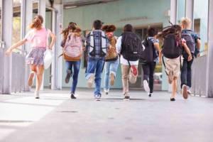 Pellicola di sicurezza nelle scuole